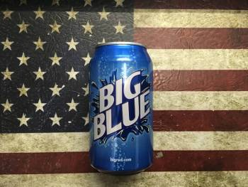 Big Blue 355ml From Auntie Ammies Candy Store