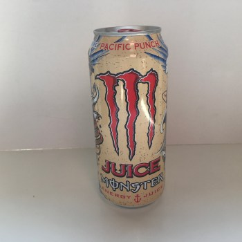 Monster Pacific Punch (473ML) From Auntie ammies American Candy Shop