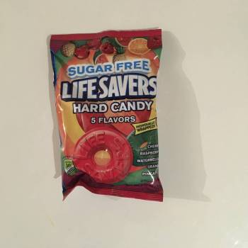 Lifesavers Hard Candy 5 Flavours (78g) Sugar Free From Auntie ammies Candy Shop