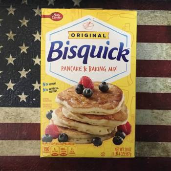 Bisquick Original Pancake and Baking Mix From Auntie Ammie Candy Store