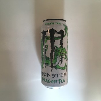 Monster Dragon Green Tea 458ml