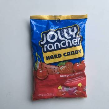 Jolly Rancher Hard Candy Awesome Reds (184g) From Auntie Ammie Candy Shop