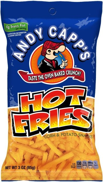 Andy Capps Hot Fries 85g
