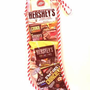 Hershey's Christmas Stocking From Auntie Ammies Candy Shop