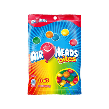 Airheads bites 170g from auntie Ammies American candy shop