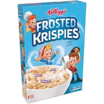 Kellogg's Frosted Krispies Cereal - 11.5oz (326g)
