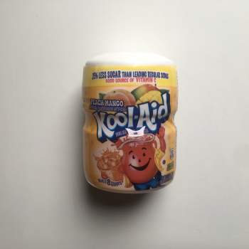 Kool-Aid Sweetened Peach Mango Tub (538g)