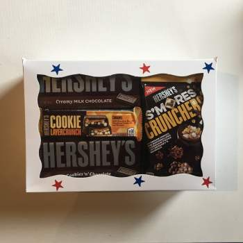 Small Hersheys Selection Box from Auntie ammies american Candy Shop