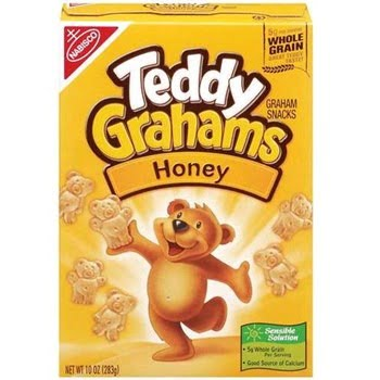 Teddy Grahams Honey 283g from Auntie Ammies American Candy Shop