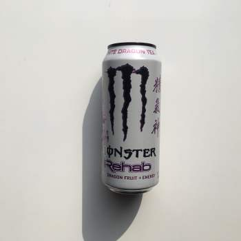 Monster Rehab White Dragon (458ml) from Auntie Ammie American Candy Shop