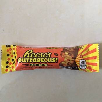 Reese's Outrageous Bar (41g) From Auntie Ammies Candy Store