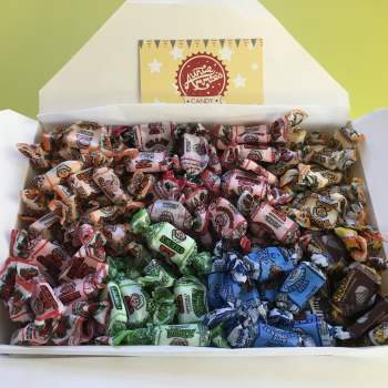 Alberts Fruit Chews Assorted Flavours 600g from Auntie ammies American Candy Shop