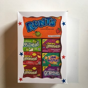 American Candy Variety Pack from auntie ammies American Candy Shop