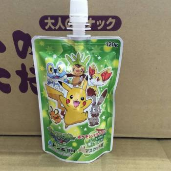 Pokemon Muscat Jelly Drink from Auntie ammies Candy Shop Uk