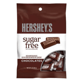 Hershey's Sugar Free Chocolate from Auntie Ammies Candy Shop