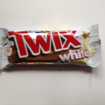 Twix White Limited edition American candy UK
