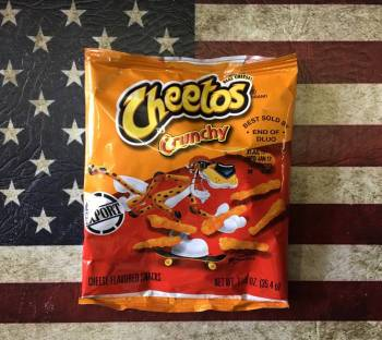 Cheetos Crunchy (35g) From Auntie Ammies Candy Shop