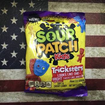 Sour Patch Kids Tricksters (141g) From auntie ammies candy shop