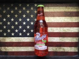 Frostie Cherry Limeade Soda (355ml) From Auntie Ammies Candy shop