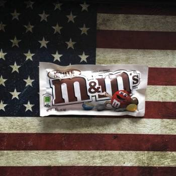 White Chocolate M&Ms (42.5g)