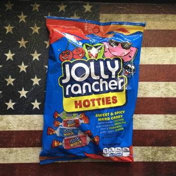 Jolly Rancher Hotties (185g) From Auntie Ammies Candy Shop