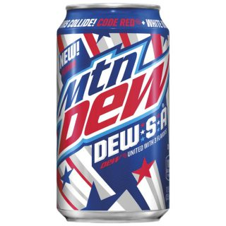 Mountain Dew SA 355ml Cans From auntie ammies candy shop