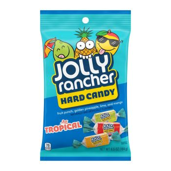 Jolly Rancher Tropical Hard Candy - (184g)