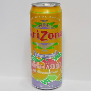 Arizona Mucho Mango from Auntie Ammie's American Candy Shop UK