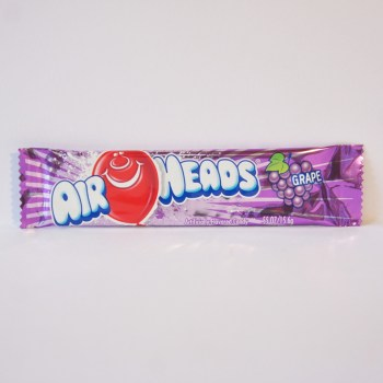 grape airhead chew bar American sweets from Auntie Ammie's Candy Shop