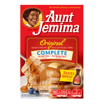Aunt Jemima Original Complete Pancake & Waffle Mix - 16oz (453g) from Auntie Ammies American Candy Shop
