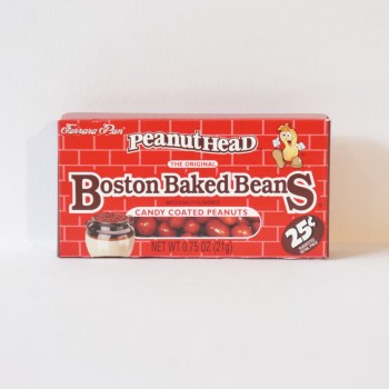 boston baked beans peanut snack American sweets from Auntie Ammie's Candy Shop