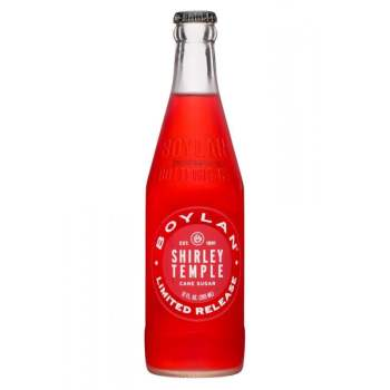 Boylan Shirley Temple Soda - 12fl.oz (355ml)