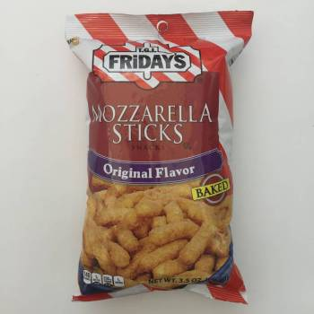 TGI Fridays Mozzarella Sticks American Snacks