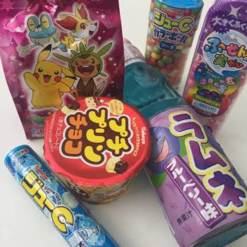 Japanese and Asian Candy