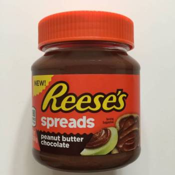 reeses chocolate spread from Auntie Ammie's American Candy Shop UK