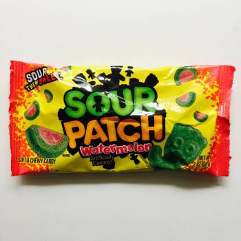 Sour Patch Watermelon American sweets from Auntie Ammie's American Candy store UK