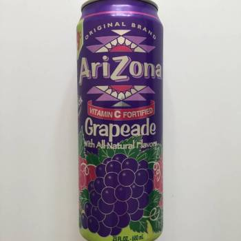 Arizona Grapeade from Auntie Ammie's American Candy Shop UK