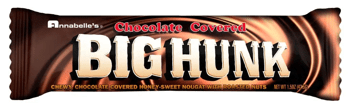 Chocolate Covered Big Hunk Bar 43g