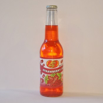 strawberry jelly belly American soda from Auntie Ammie's Candy Shop UK