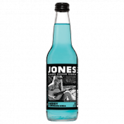 Jones Berry Soda (355ml) from auntie jammies American candy shop