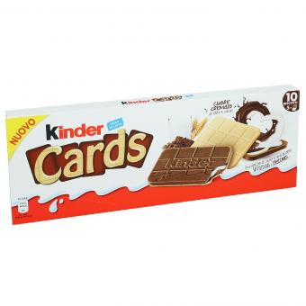 Kinder cards 5 pack (128g)