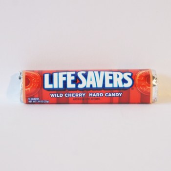 life savers cherry from Auntie Ammie's American Candy Shop UK