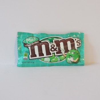 M&M's Dark Mint from Auntie Ammie's American Candy Shop UK