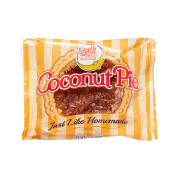 Chatanooga Look Out! Coconut Pie - 3oz (85g) from auntie Ammies American Candy Shop