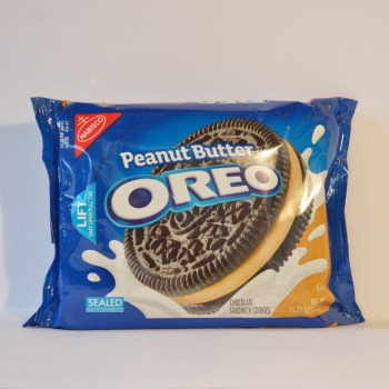 Peanut Butter Oreos from nestle American food from Auntie Ammie's Candy Shop UK