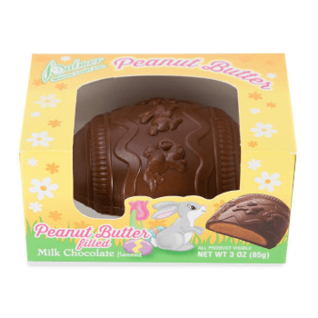 Palmer's Peanut Butter Filled Milk Chocolate Flavoured Egg - 3oz (85g)