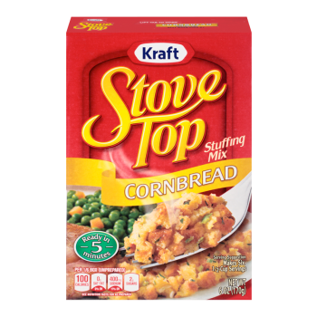 Stove Top corn Bread (170g) from Auntie ammies American Candy Shop