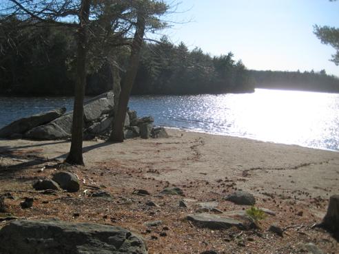 bowdish reservoir