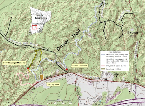 duval trail