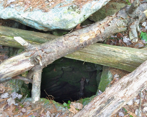 old well on hicks trail